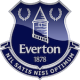 Everton matchtröja